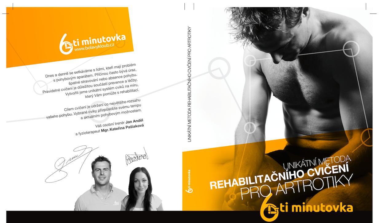 Rehabilitace, Ortopedie, Fyzioterapie, DVD