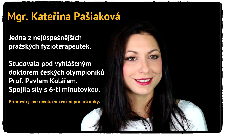 Rehabilitace, Ortopedie Fyzioterapie, Mgr. Kateřina Pašiaková